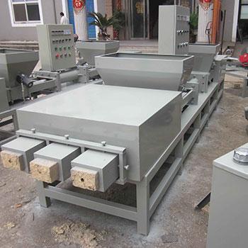 pallet block machine