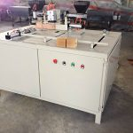 Automatic pallet block cutting machine