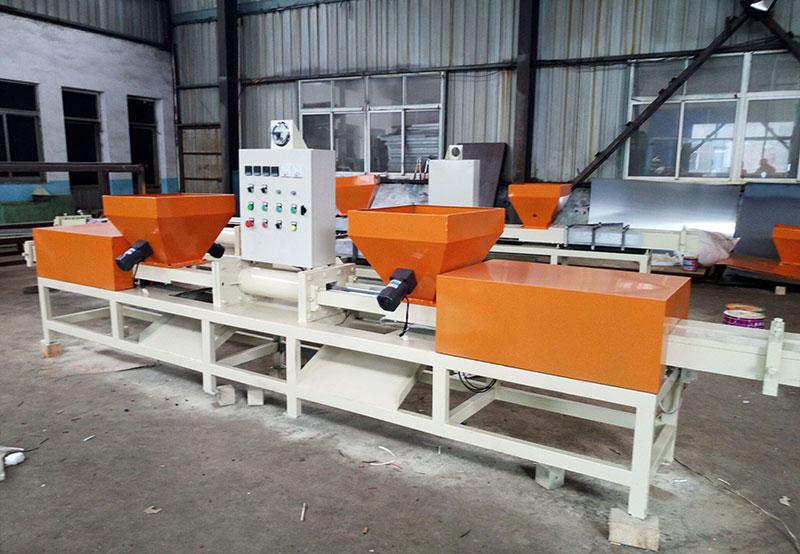 wood sawdust block making machine - ThoYu Machinery