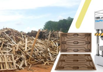 Recycling and wood waste