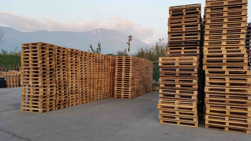 fumigation-free pallets