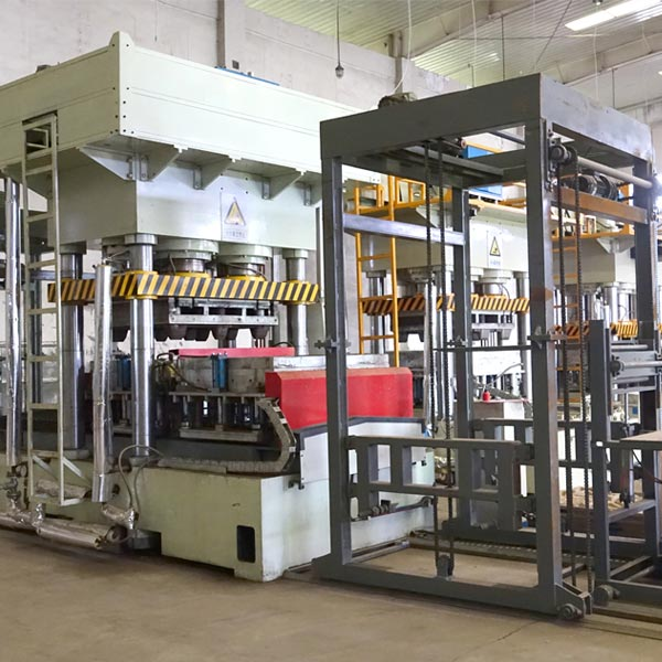 Kraft Paper Wood Pallet Making Machine
